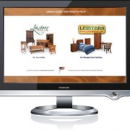 DPI launches 2 Leisters Furniture Web Sites.
