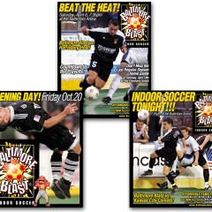 Baltimore Blast Ads