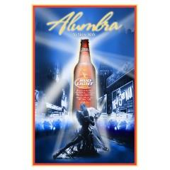 Bud Light Spanish NY Poster
