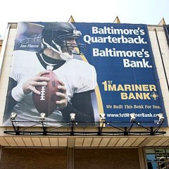 Joe Flacco Billboard