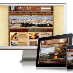 Jerusalem Tourism Website