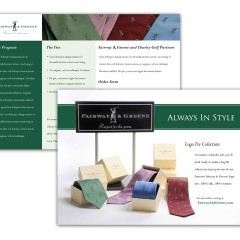 Fairway & Greene Direct Mail