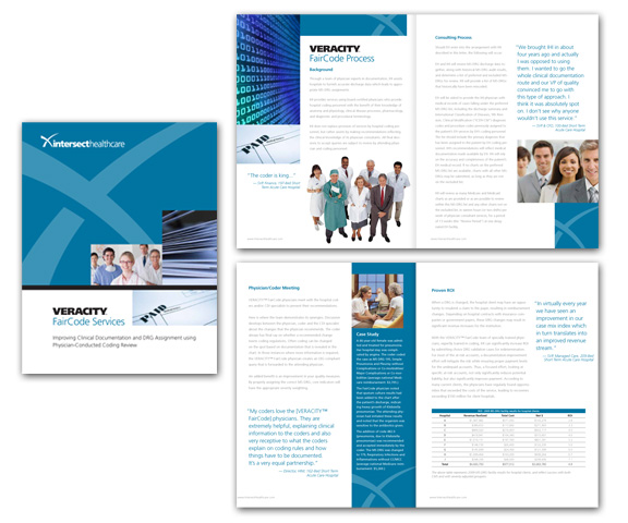Intersect Healthcare Brochure