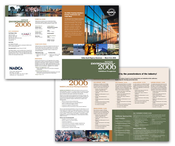 NADCA Conference Brochure