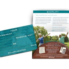 Retirement Planning Direct Mail