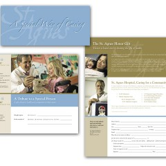 St. Agnes Hospital Direct Mail