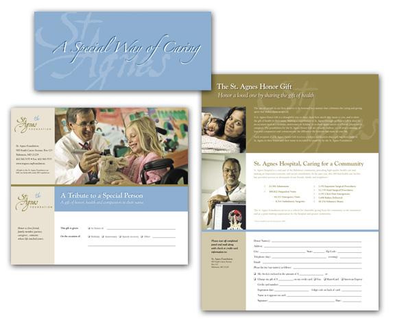 St. Agnes Hospital Direct Mail