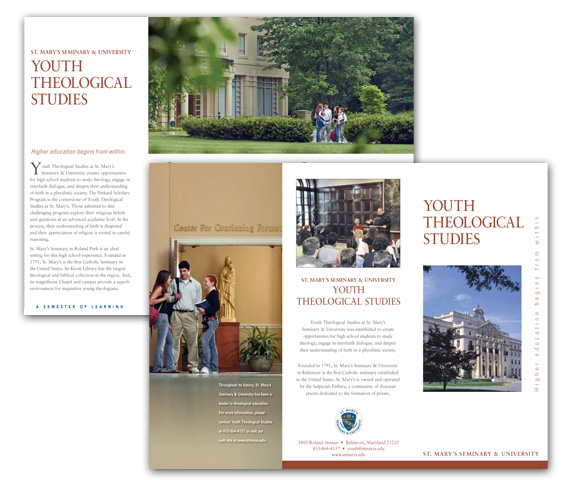 St. Mary's College Brochure