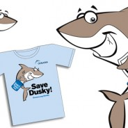 DPI Creates Dusky the Shark Character for Oceana