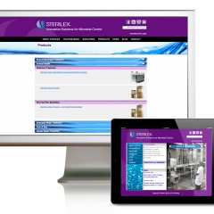 Sterilex Website