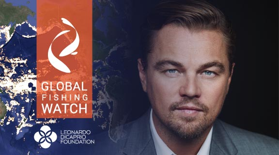 Leonardo DiCaprio teams up with Global Fishing Watch